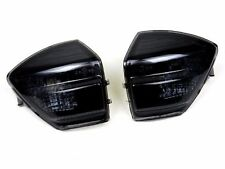 FORD C-MAX S-MAX KUGA GALAXY PAIR DOOR WING MIRROR INDICATOR SMOKED SET LH+RH