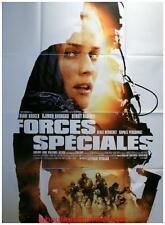 FORCES SPECIALES Affiche Cinéma / Movie Poster 160x120 Diane Kruger