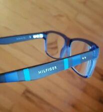 !!! TOMMY HILFIGER TH1136 H1Y Brille Fassung Blau NEUWERTIG !!!