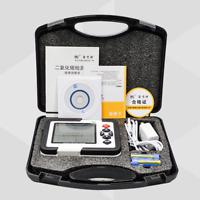HT-2000 Digital CO2 Monitor Gas Analyzer Detector CO2 Analyzers + T&H Test