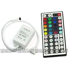 44 Teclas Mando a Distancia Controlador Inalámbrico para RGB SMD LED Luz Tiras