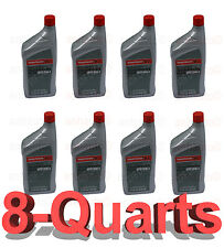 8-Quarts Genuine  Honda DW-1 Automatic Transmission Fluid