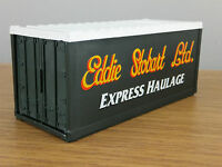 CORGI CLASSICS EDDIE STOBART CONTAINER TRUCK LOAD MODEL 14301 1:50