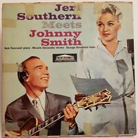 Jeri Southern Meets Johnny Smith (Forum F 9030) 1958 LP Jazz