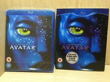 Avatar Blu Ray + DVD New & Sealed with Slipcase