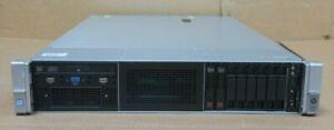 HP ProLiant DL380 Gen9 G9 1x 6C E5-2609v3 1.9GHz 16GB Ram 2x 146GB HDD 1U Server