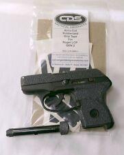 Ruger LCP Handgun/Pistol Rubber Textured Grip Wrap Tape Enhancement Black
