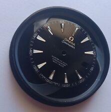 Original Black dial - OMEGA SEAMASTER MASTER CO-AXIAL Chronometer 150m date