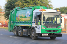 TRUCKINGIMAGES TRUCK PHOTOS - DENNIS REFUSE COLLECTORS - 77 LISTED