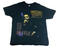 Vintage Keith Sweat shirt Hip Hop shirt Rap Tee Street Wear 1991 Winterland XL