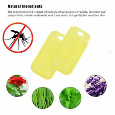 Natural Plant Essential Oil Mosquito Repellent Plate Tablet Lemon Peppermint