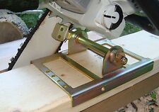 Forest Sawmill Wood lumber cut off chain saw attachment board plank tool