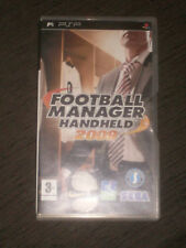 Football manager Handheld 2009 PSP
