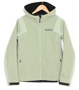 SPYDER XTL 10K Soft Shell Hooded Ski Jacket Women Size UK 12 / EU 38 MJ2565