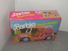 Rare 1990 Barbie Beach Buggy NEW Factory Sealed NIB NRFB #7271