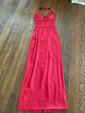 Exquisite Authentic Limited Edition Dolce & Gabbana Scarlet Red Dress Gown 40 2