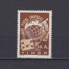 TIMOR 1949, Sc #255, UPU, MNH