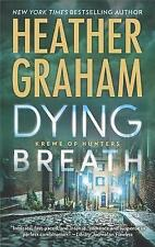 Dying Breath: A Heart-Stopping Novel of Paranormal Romantic Suspense-ExLibrary