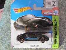 Coche de automodelismo y aeromodelismo de hierro fundido Nissan