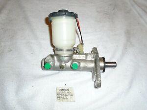 Honda Accord 2.0, Aerodeck 2.0 non ABS 11/1985-87 NOS H& M Brake Master Cylinder
