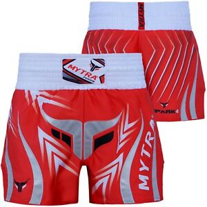 Mytra Fusion Pro Boxing Shorts Combat Shorts for Boxing MMA Muay Thai  Short