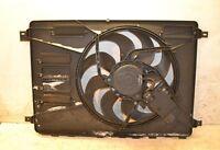 Ford Galaxy Engine Cooling Fan Mk3 Galaxy 1.8 TDCi Radiator Cooling Fan 2008