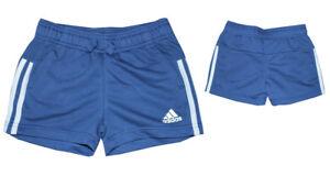 Adidas Pantalone per Bambini Breve Sport Sportivi Erl 140 Fitness B-Ware S-N 7