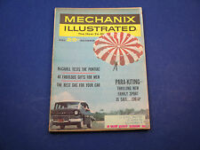 Mechanix Illustrated Magazine, December 1962, The Best Gas For Your Car