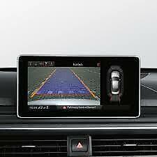 Audi Genuine A4 Saloon 2016 Rear Reversing Camera 8W5054634