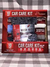 Platinum Series 10 Piece Car Care Kit (Wash, Dry & Detail) NIB