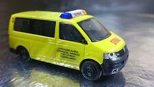 * Rietze 51863 VW T5 Poznan Lawica Straz (Airport Fire Service) H0 1:87 Scale