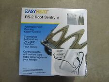 Automatic roof de-icing control  Easy Heat  RS-2  NEW