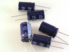Matsushita Panasonic Electrolytic Capacitors 25v 3300uf 5 Pieces OL0645