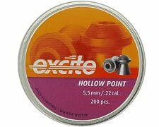 22 H & N Hollow Point Short Range Pest Control Pellets