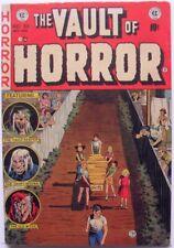 THE VAULT OF HORROR #33 (1953)  6.0 FN    E.C. GOLDEN AGE