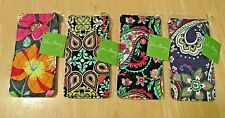 VERA BRADLEY ASST SUNGLASS SLEEVES/EYEGLASS CASES, NEW WITH TAGS, ORIG PKGING
