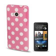 Funda Protectora Móvil Cubierta TPU Bumper para Teléfono HTC One M7