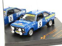 1/43 Scale model Ford Escort RS1800 - # 5 A.Vatanen-D.Richards Rallye Monte Car