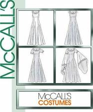 McCall's Sewing Pattern Renaissance Medieval Costume  McCalls LOTR Arwen 4491