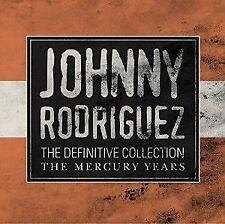 Johnny Rodriguez - The Definitive Collection The Mercury Years (NEW CD)