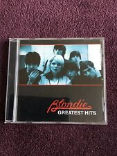 Blondie Greatest Hits CD NEW SEALED Heart Of Glass/Atomic/Rapture/Maria/Denis+