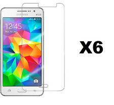 6 PCS CLEAR SCREEN PROTECTOR ACCESSORY FOR T-MOBILE SAMSUNG GALAXY GRAND PRIME