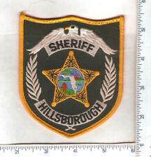 for sale1 vintage  Hillsborough Sheriff's Dept. shoulder patch, Sheriff.