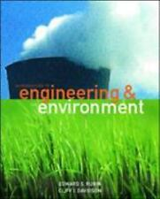Introduction to Engineering and the Environment by Edward S. Rubin and Cliff I.