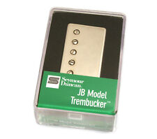 Seymour Duncan TB-4 JB Nickel Cover Trembucker Bridge Pickup 11103-13-Nc