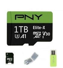 Micro SD 1TB micro SD card reader class 10, UHS-1 3-piece set from japan