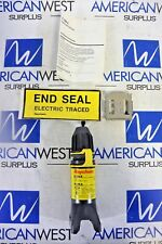 E-100-E RAYCHEM END SEAL  ELECTRIC TRACED E-100-E  E-100-A TYPE 4X NEW