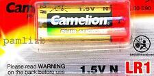 LR1 N size  1.5V   Camelion Plus Alkaline battery  MN9100   E90