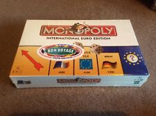 Monopoly International Euro Edition New and Sealed