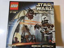 Lego Star Wars Ewok Attack 7139-1